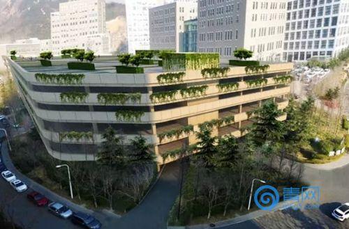 青岛这些地方建1.1万个停车位 还有立体停车场