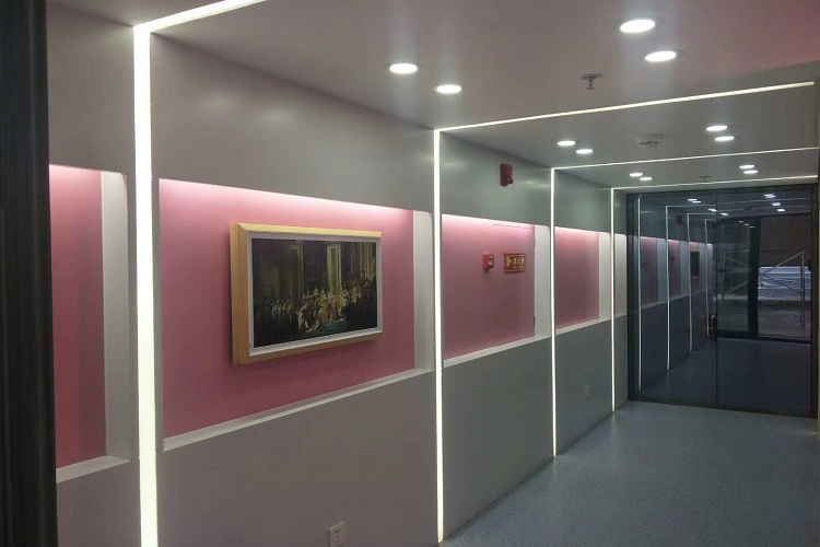 热烈欢迎北京物业联盟来天马华源项目地参观!